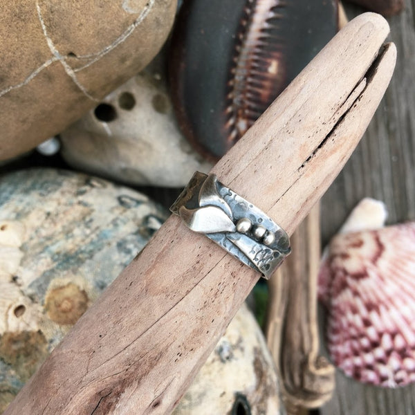 Miranda Mermaid Ring