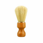 Natural Boar Bristle Wood Shaving Brush