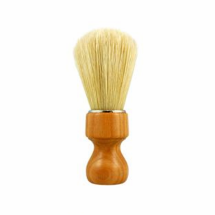 RazoRock Natural Boar Bristle Shaving Brush with Cherry or Olive Wood