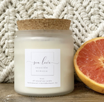 Sea Love Candle