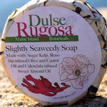 Slightly Seaweedy Soap with Kelp by Dulse & Rugosa