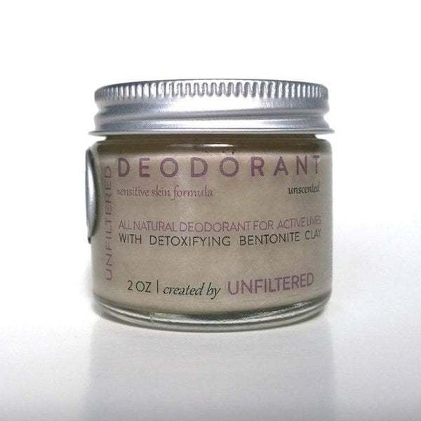Unfiltered Deodorant (Sensitive)
