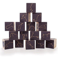 Constellations - Wood Blocks
