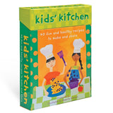 Kids' Kitchen recipe cards by Barefoot Books