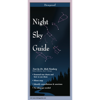 Night Sky Guide - Multi-fold Field Guide