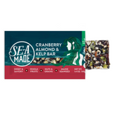Cranberry, Almond & Kelp Bar by SeaMade
