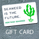 Heritage Seaweed Physical Gift Card
