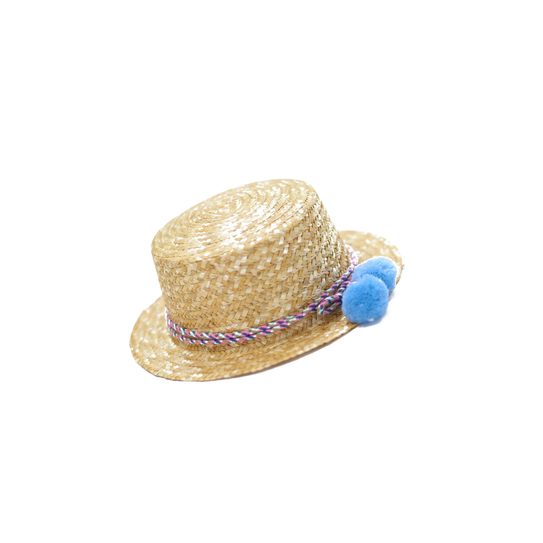 Atlantis Boater Hat