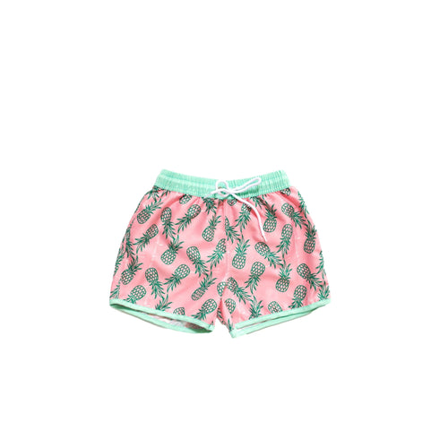 Coral Breeze Swim Trunks