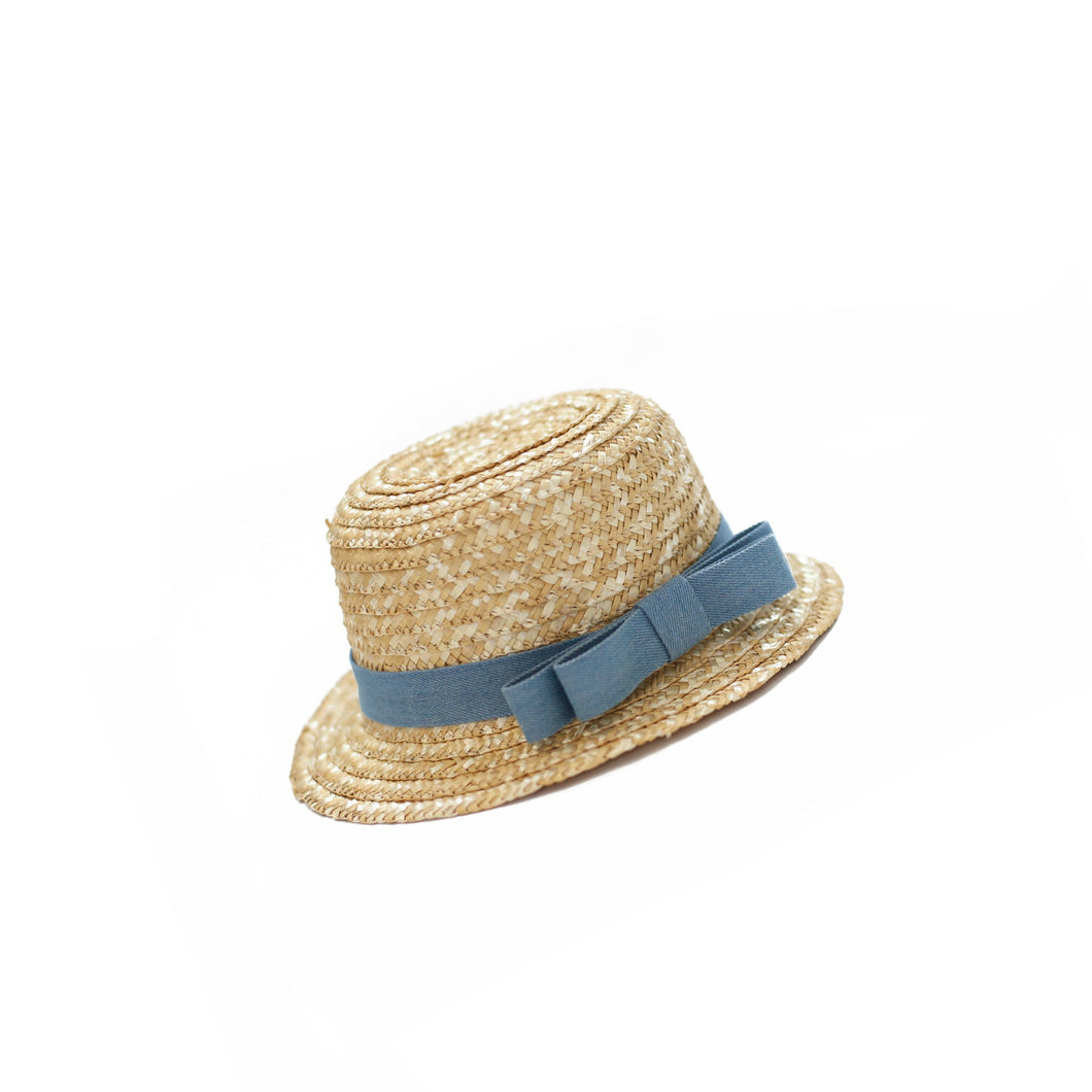 Dream Weaver Boater Hat
