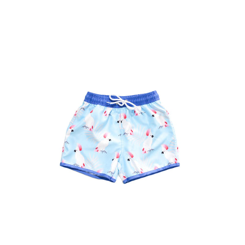 Emerald Toucan Bay Swim Trunks