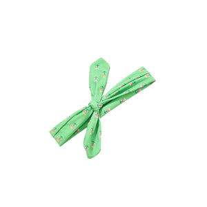 Green Tulip Swim Headwrap