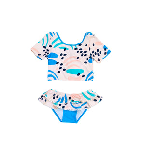 Haven Blu Two Piece Swimsuit