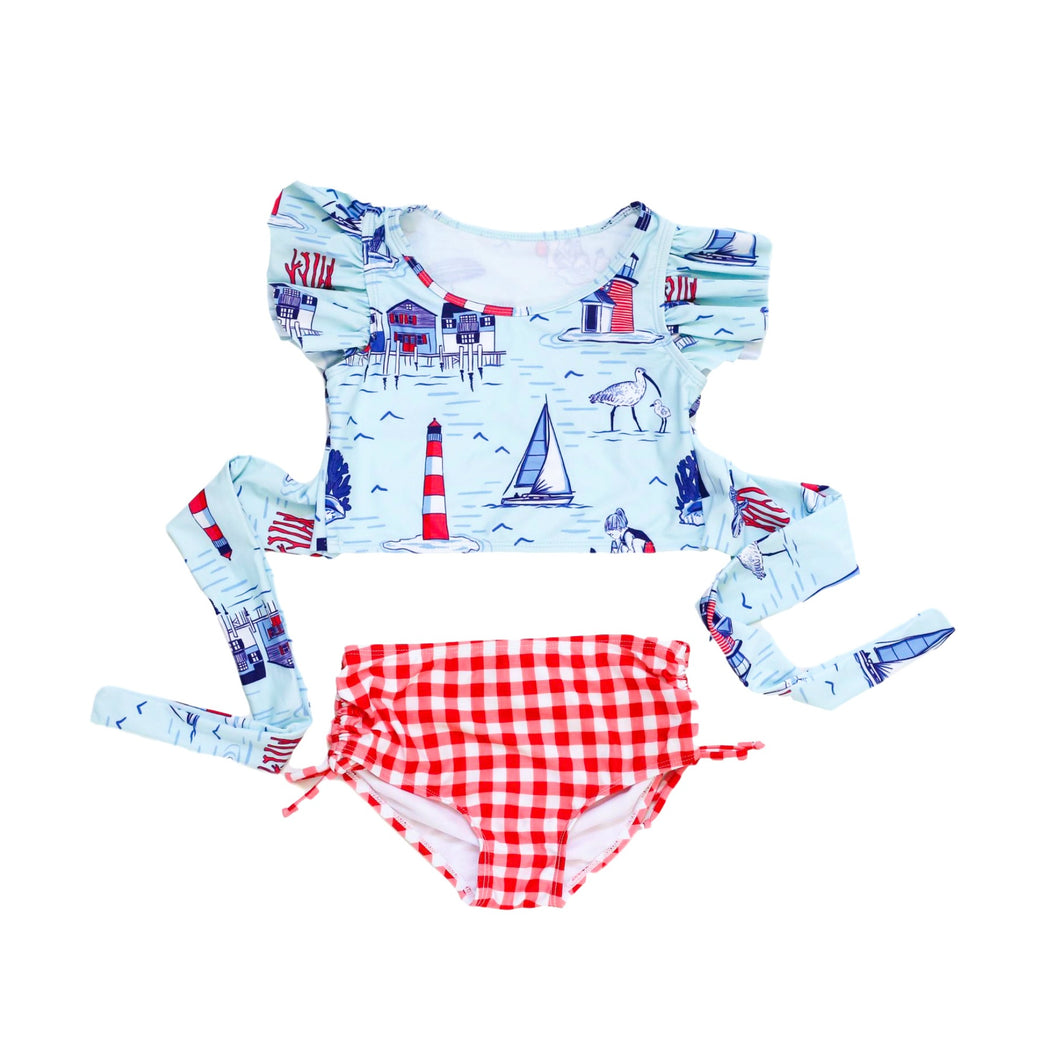 Pier House Two Piece Swimsuit