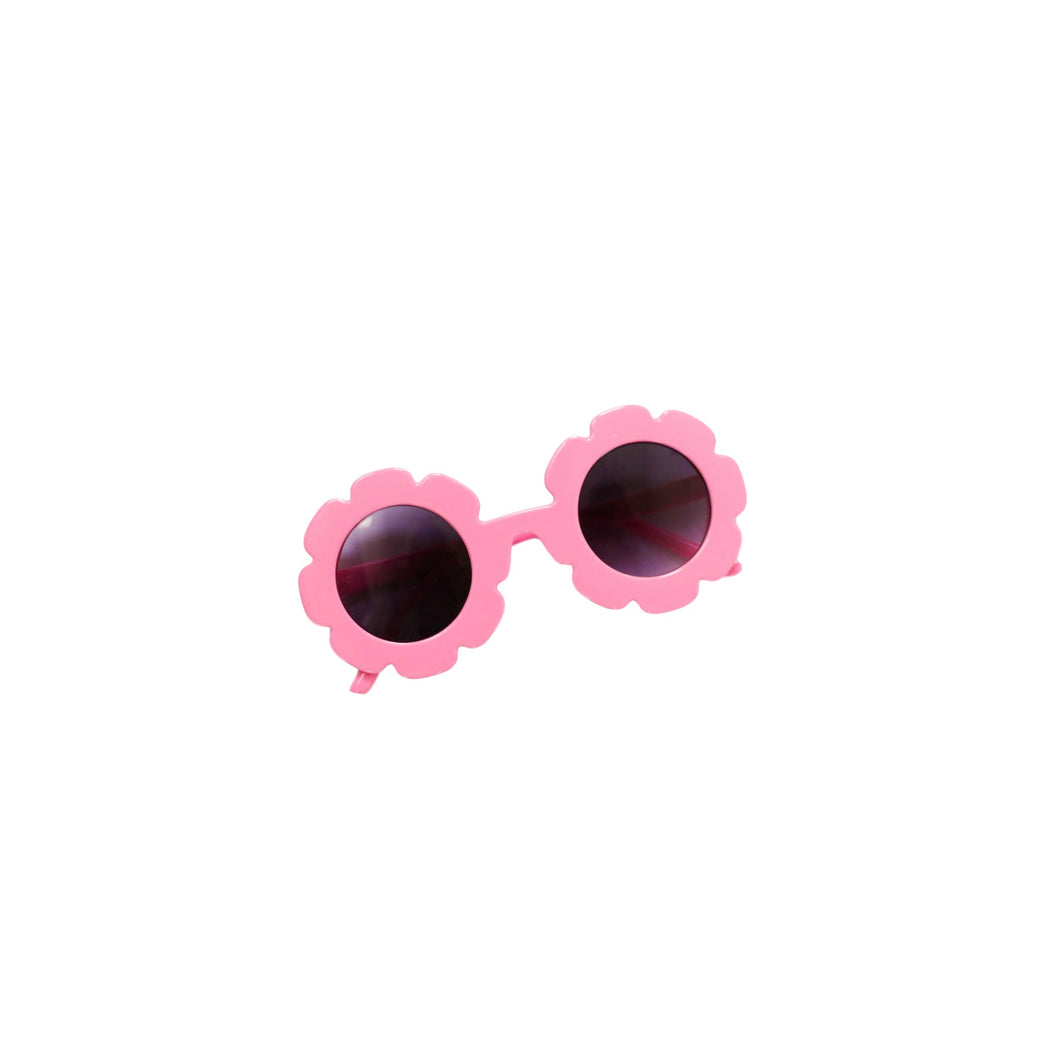 Bubblegum Pink Flower Sunnies WHOLESALE