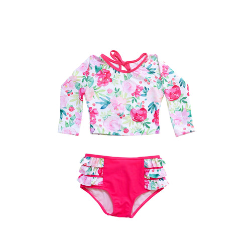 Sugar Crest Two Piece Swimsuit