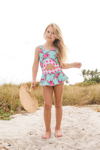 Rosewood One Piece Swimsuit