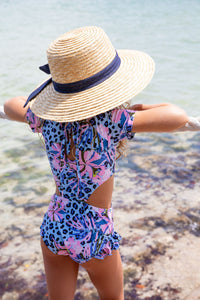Royal Reef Villa One Piece Swimsuit