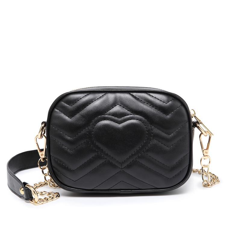Calla Mini Flap Chain Messenger Handbag