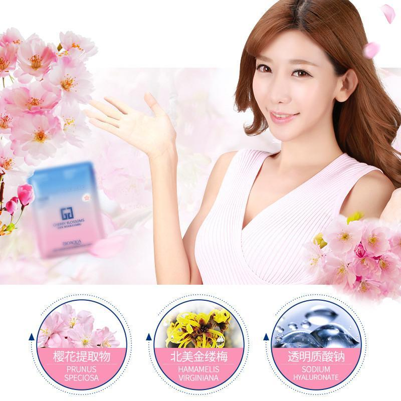 12Pcs BIOAQUA Moisturizing Face Mask