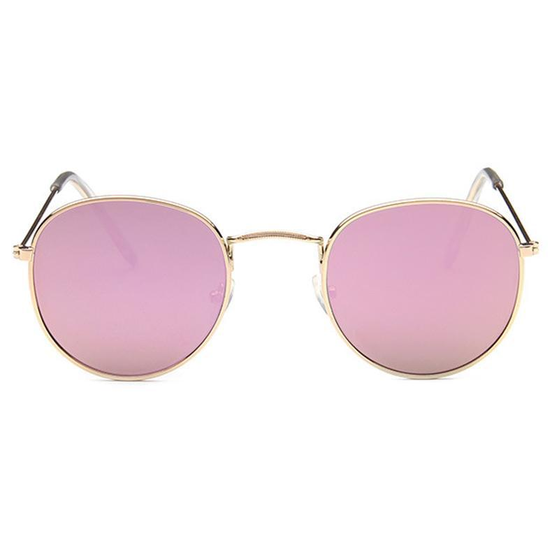 Maniloa Colorful Round Sunglasses