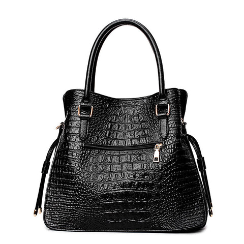 Image of Bo Alligator 2 Pcs Purse Bag
