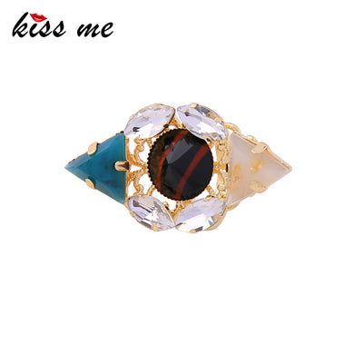 Exchange Fashion Zinc Alloy Geometric Vintage Rings for Women Fashion Jewelry One Finger Ring