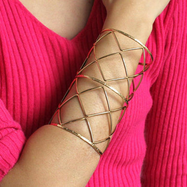 Leoma Rhombus Party Bangle