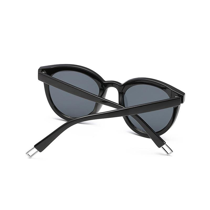 Elisse Flat Top Cat Eye Sunglasses