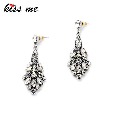 New York Clearly Women's Trendy Female Statement Earrings Fashion Jewelry Factory Wholesale