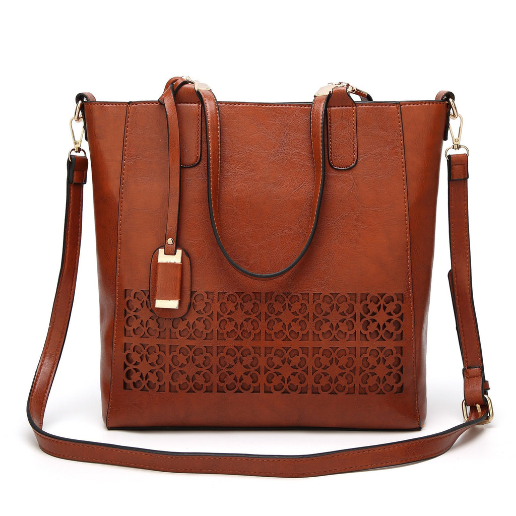 Corinne High-Quality Vintage Shoulder Handbag