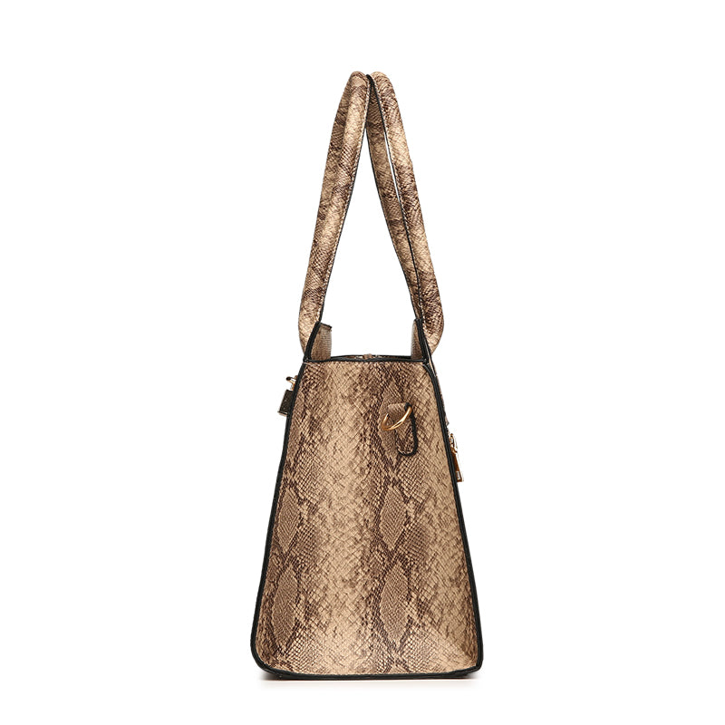 Dalva PU Leather Shoulder Handbag