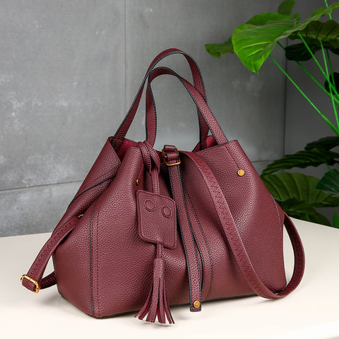 Image of Lizie Tassel Women Handbag