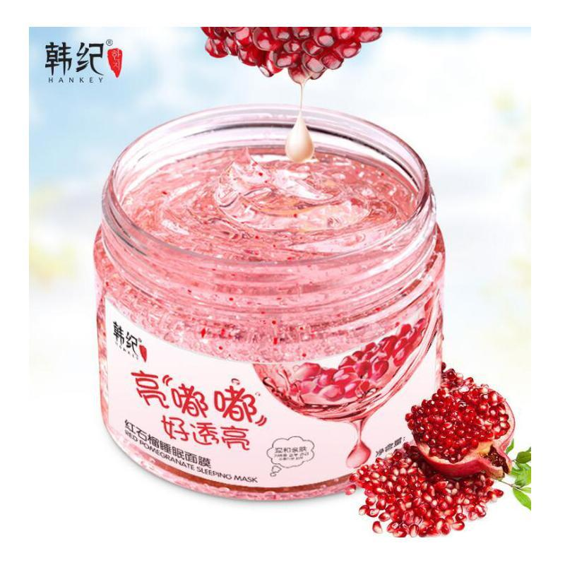 Aloe Vera/Red Pomegranate No Wash Soothing Gel - 160g