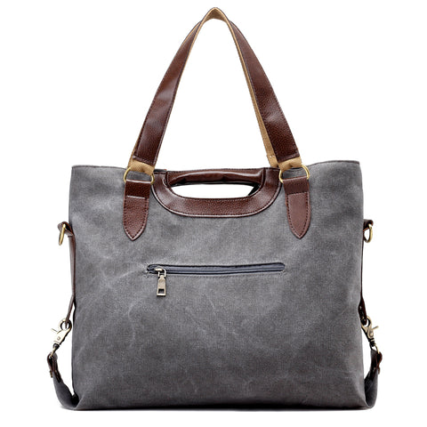 Image of Brasha High Quality Canvas Handbag