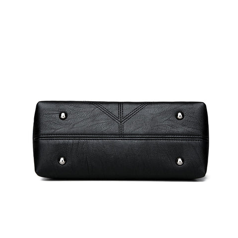 Image of Julianie Pu Leather Crossbody Handbag