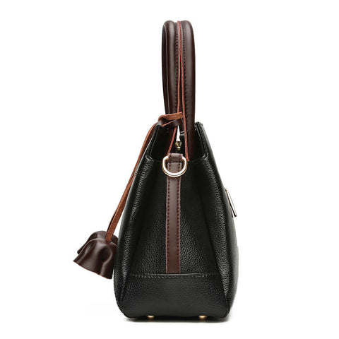 Theodora Top-handle Tassel Shoulder Handbag