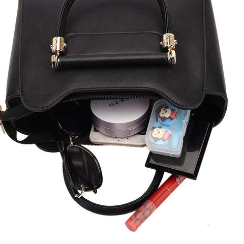 Thaise Large Capacity Crossbody Handbag