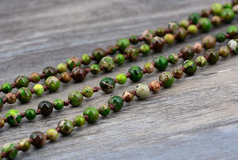 Image of Sema Stone Beads Necklace
