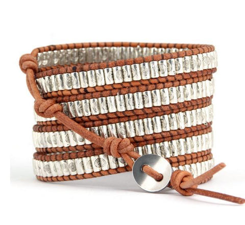 Image of Bathshua Handmade Braided Bracelet