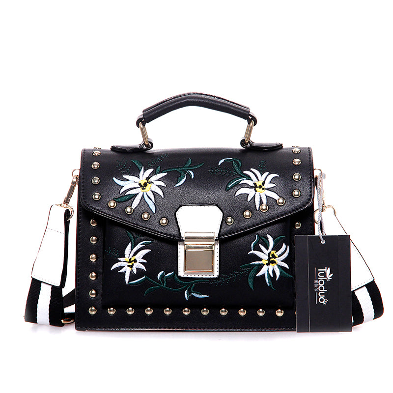 Darcy Small Flowers Crossbody Handbag