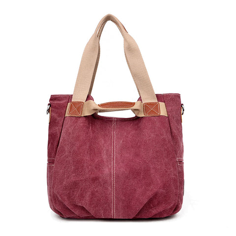Nicephore Canvas Women Handbag