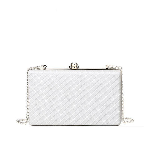 Image of Artemis Knitted Party Vintage Clutch