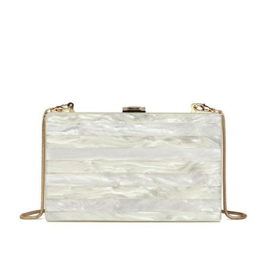 Majesty Evening Party Box Clutch