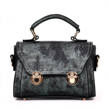 Vana PU Leather Crossbody Handbag