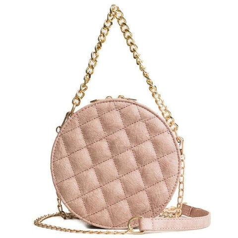 Lieselotte Diamond Lattice Shoulder Handbag
