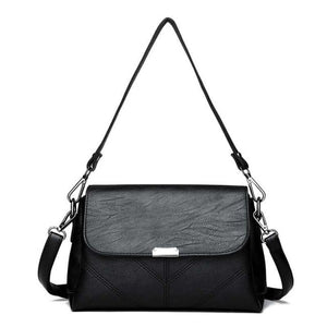 Julianie Pu Leather Crossbody Handbag