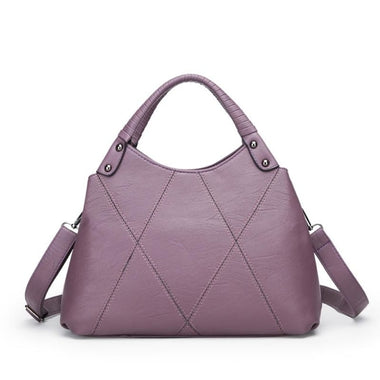 Antonella Diamond Lattice Women Handbag