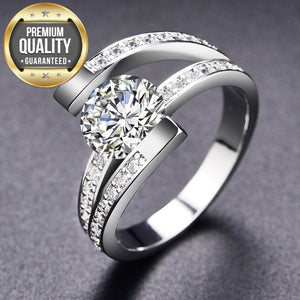 Elloise White Gold Engagement Ring