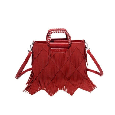 Pierine Tassel Crossbody Handbag